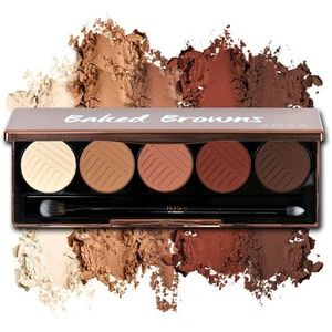 Dose of Colors Matte Palette Baked Browns